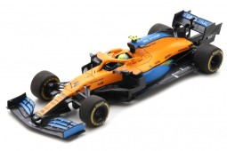 McLaren MCL35 3rd GP F1 Austria 2020 L. Norris Includes Pit Board - Spark Scale 1:43 (s6469)