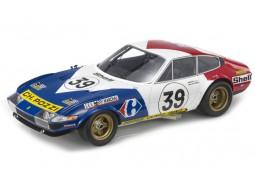 FERRARI 365 GTB/4 Daytona 5th 24h LeMans 1972 Andruet / Ballot-Lena - Top Marques Escala 1:18 (TOP114C)