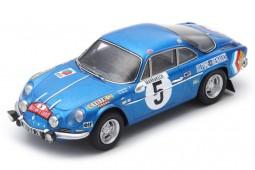 ALPINE A110 Rally Monte Carlo 1971 J. Vinatier / M. Gelin - Spark Scale 1:43 (s6107)