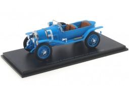 CHENARD-WALCKER Ganador 24h Le Mans 1923 A. Lagache / R. Leonard - Spark Escala 1:43 (43LM23)