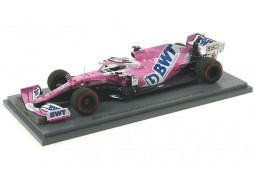RACING POINT RP20 GP Formula 1 Styria 2020 Sergio Perez - Spark Scale 1:43 (s6474)