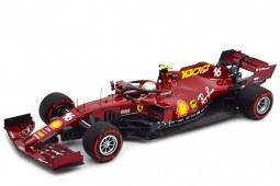 FERRARI SF1000 1000th GP F1 Tuscan GP 2020 C. Leclerc - BBR Scale 1:18 (BBR201826)