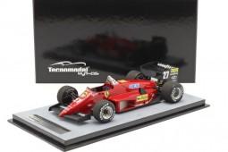 FERRARI 156/158 Ganador GP Canada F1 1985 Michele Alborteo - Tecnomodel Escala 1:18 (TM18-201B)