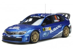 SUBARU Impreza S14 WRC Rally Alemania 2008 P. Solberg / P. Mills - OttoMobile Escala 1:18 (OT365)