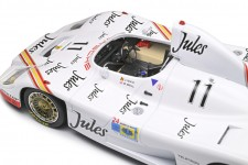 PORSCHE 936/81 Ganador 24h Le Mans 1981 J. Ickx / D. Bell - Solido Escala 1:18 (S1805602)