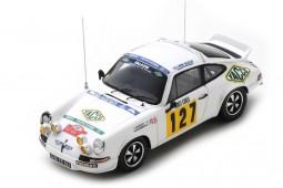 PORSCHE 911 Carrera RS Rally Monte Carlo 1978 Santucci / Rochebrun - Spark Scale 1:43 (s6641)