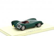 LOTUS IX 24h LeMans 1955 Chapman / Flockhart - Spark Scale 1:43 (s4397)