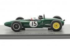LOTUS 21 3rd Dutch GP Formula 1 1961 Jim Clark - Spark Scale 1:43 (s7118)