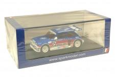 RENAULT 5 Maxi Turbo Superproduction 1987 Erik Comas - Spark Escala 1:43 (SF055)