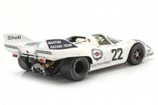 PORSCHE 917K Winner 24h LeMans 1971 H. Marko / G. Van Lennep - Spark Scale 1:18 (18LM71)