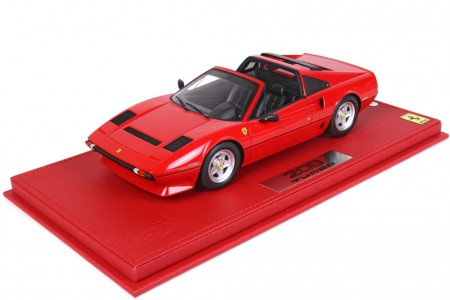 FERRARI 208 GTS Turbo 1983 - BBR Models Scale 1:18 (P18142G)