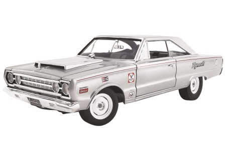 PLYMOUTH Belvedere Lightweight Coupe 1967 - ACME Scale 1:18 (A1806704)
