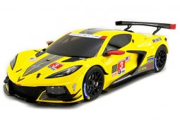 CHEVROLET Corvette Ganador GTLM 24h Daytona 2021 Catsburg / Garcia / Taylor - GT Spirit Escala 1:18 (US032)