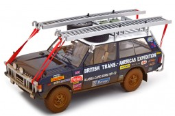 RANGE ROVER British Trans-Americas Expedition 1971-72 Dirty Version - Almost Real Escala 1:18 (ALM810113)