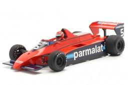 BRABHAM BT49 GP Formula 1 Canada 1979 - Spark Scale 1:18 (18s296)