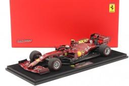 FERRARI SF1000 Tuscany GP 2020 C. Leclerc - With Showcase - Looksmart Scale 1:18 (LS18F1031)