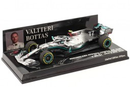 MERCEDES-AMG W11 Formula 1 2020 V. Bottas - Minichamps Escala 1:43 (410200077)