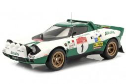 LANCIA Stratos HF Rally San Remo 1975 S. Munari / M. Mannucci - Ixo Scale 1:18 (18RMC061A)
