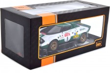 LANCIA Stratos HF Rally San Remo 1975 S. Munari / M. Mannucci - Ixo Escala 1:18 (18RMC061A)