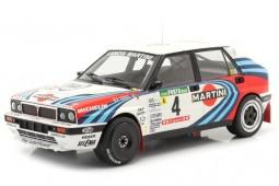 LANCIA Delta Integrale 2nd Rally Portugal 1990 D. Auriol / B. Occelli - Ixo Scale 1:18 (18RMC064B)