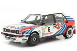 LANCIA Delta Integrale 16V 3rd Rally Portugal 1990 J. Kankkunen / J. Piironen - Ixo Scale 1:18 (18RMC064C)