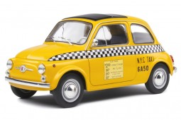 FIAT 500L Taxi New York City 1965 - Solido Escala 1:18 (S1801407)