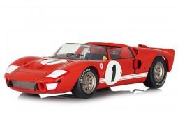 FORD X1 Ganador 12h Sebring 1966 K. Miles / L. Ruby - Spark Escala 1:18 (18SE66)