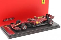 FERRARI SF1000 1.000th GP Tuscany GP 2020 Charles Leclerc - LookSmart Escala 1:43 (LSF1031)