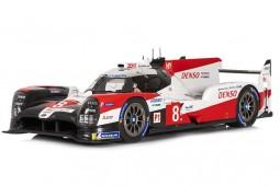 TOYOTA TS050 Ganador 24h LeMans 2020 Buemi / Hartley / Nakajima - Spark Escala 1:18 (18LM20)