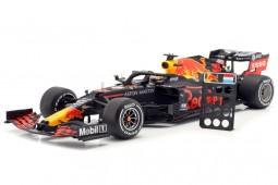 RED BULL RB16 Ganador 70th Aniversario GP Silverstone 2020 M. Verstappen - Spark Escala 1:18 (18s486)