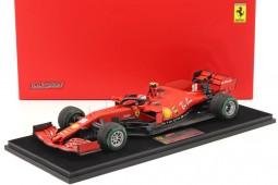 FERRARI SF1000 GP Turkey 2020 C. Leclerc - With Showcase - LookSmart Scale 1:18 (LS18F1034)