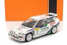 FORD Escort RS Cosworth Rally Monte Carlo 1995 F. Delecour / C. Francois - Ixo Escala 1:18 (18RMC056A)