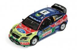 FORD FOCUS WRC Nº3 M.Hirvonen-J.LehtinenWinner Rally Sweden 2010
