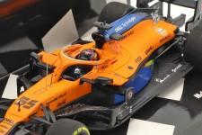 McLaren MCL35 2nd GP F1 Italia 2020 Carlos Sainz - Minichamps Escala 1:43 (537205155)
