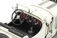 MERCEDES-BENZ SSKL No.10 6th GP Nurburgring 1931 Hans Stuck - CMC Models Escala 1:18 (M-188)