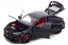 HONDA Civic Type-R 2020 - LCD Models Escala 1:18 (LCD18005B-BL)