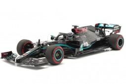 MERCEDES-AMG F1 W11 World Champion 2020 Tuscan GP L. Hamilton - Minichamps Scale 1:18 (110200944)