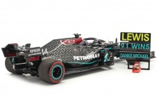 MERCEDES-AMG W11 Campeon del Mundo 2020 Ganador GP Eifel - Minichamps Escala 1:18 (110201144)