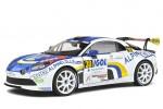 ALPINE A110 RGT Rally du Touquet 2020 F. Delecour / J-R. Guigonnet - Solido Escala 1:18 (S1801608)