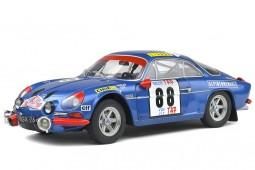 ALPINE A110 1600S Ganador Rally Portugal 1971 J-P. Nicolas / J. Todt - Solido Escala 1:18 (S1804202)