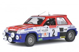RENAULT 5 Turbo Winner Rally D Antibes 1983 Therier / Vial - Solido Scale 1:18 (S1801310)