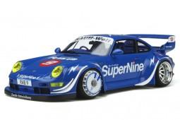 PORSCHE 911 (993) Hong Kong SuperNine 2019 - GT Spirit Scale 1:18 (GT316)