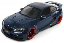 BMW M235 Darwinpro MTC Black Sails Widebody 2015 - GLM Escala 1:18 (GLM188013)