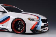BMW M235 Darwinpro MTC Black Sails Widebody 2015 - GLM Escala 1:18 (GLM188011)