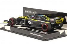 RENAULT F1 R.S.20 Test Barcelona 2020 Fernando Alonso - Minichamps Escala 1:43 (417209914)