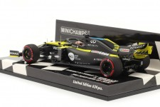 REANULT R.S.20 3rd GP F1 Eifel 2020 D. Ricciardo - Minichamps Escala 1:43 (417200903)