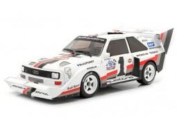 AUDI Sport Quattro S1 E2 Winner Pikes Peak 1987 Walter Rohrl - CMR Scale 1:18 (CRM205)