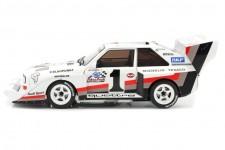 AUDI Sport Quattro S1 E2 Ganador Pikes Peak 1987 Walter Rohrl - CMR Escala 1:18 (CRM205)