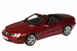 MERCEDES Benz Clase SL - 2002