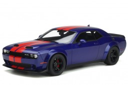 DODGE Challenger SRT Coupe Super Stock 2021 - GT Spirit Scale 1:18 (GT362)